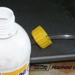 Brake bleed bottle